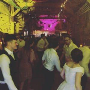 Dance floor action Norfolk